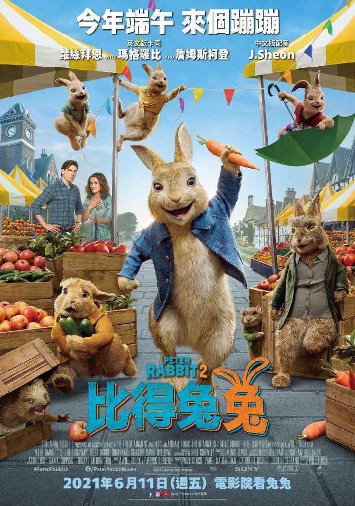 比得兔兔(中文版)